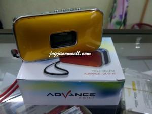 Advance speaker Duo-15