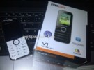 Evercoss V1 (GSM + GSM + Bluetooth, Camera)