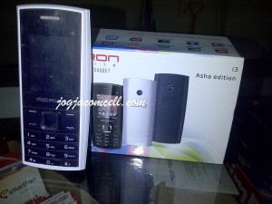Micron i3 handphone dual SIM