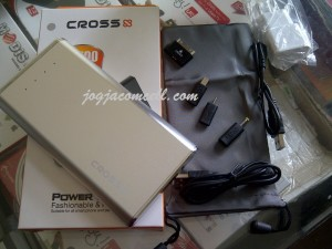 Power bank cross 18000 mAh
