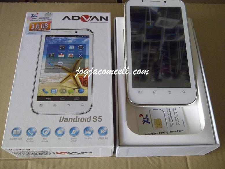 Advan S5 JogjaComCell