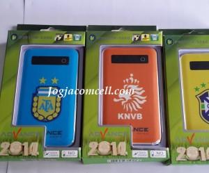 Power Bank Advance Polymer 5000 mAh Bola