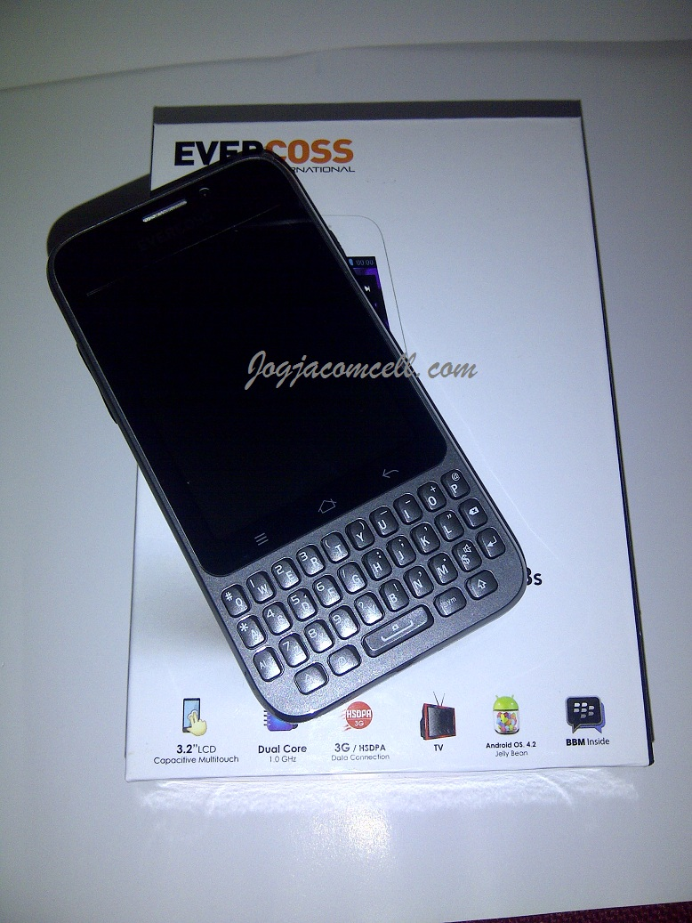 EvercossA28sKeypadQwertyJogjacomcellComToko