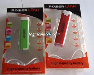 Power Bank Power Link 3000 mAh