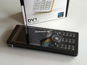 Evercoss DV1 Dual Camera Dual SIM Card