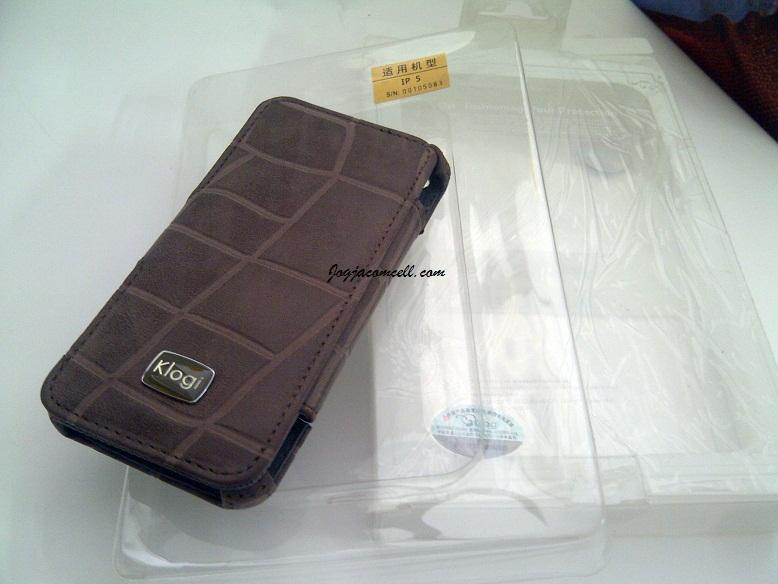 Flip Case Iphone 5 Klogi 2 Jc JogjaComCell