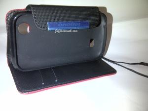 Softcase Wallet Lenovo A369i