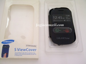 Flip Cover View Samsung Galaxy Star