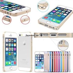 Bumper Alumunium Case Iphone 5G dan 5S