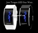 Jam Tangan LED Watch Star Wars