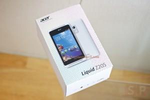 Acer Liquid Z205 RAM 1GB ROM 4GB