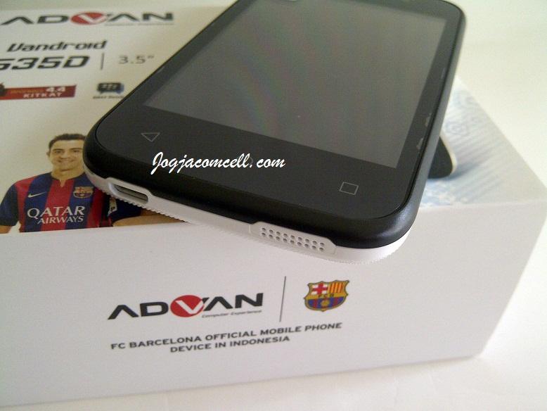 Advan Vandroid S35D KitKat JogjaComCell