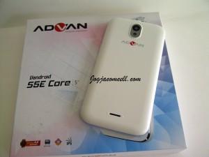 Advan S5E Core RAM 512MB, ROM 4GB, DUAL CAMERA