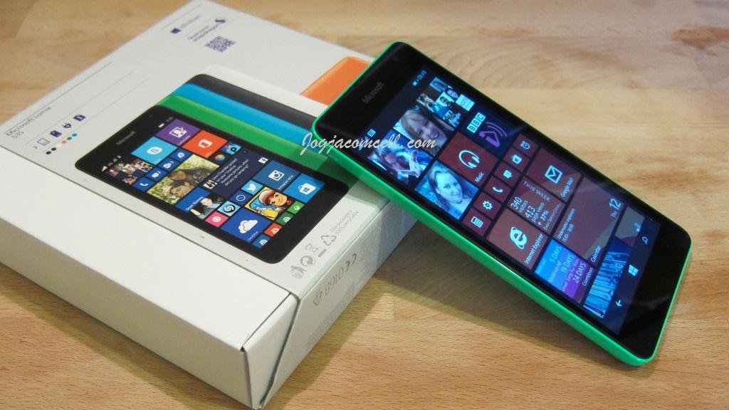 Nokia Microsoft Lumia 535 RAM 1 GB Kamera 5MP