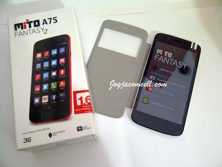 Mito Fantasy 2 A75 Dual SIM GSM JogjaComCell