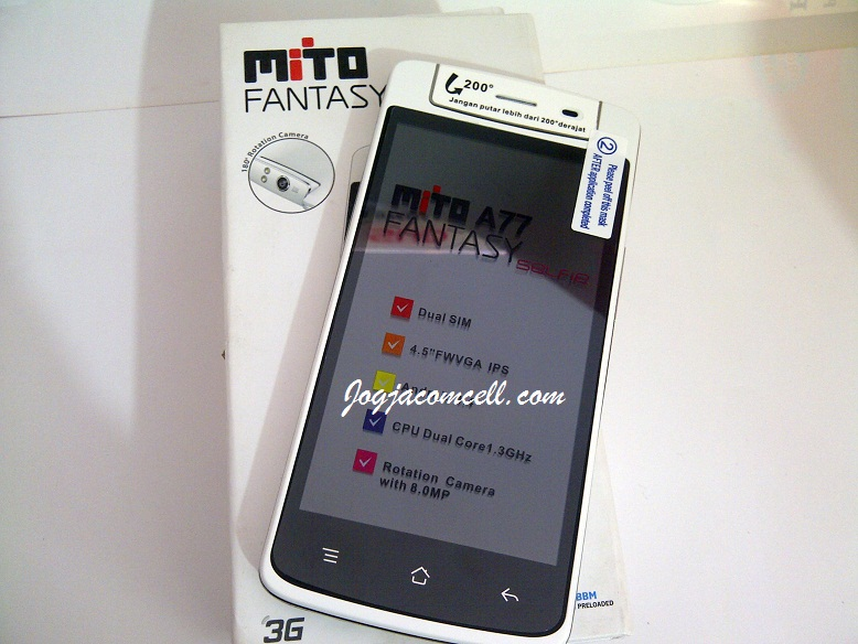 Mito Fantasy Selfie A77 JogjaComCell