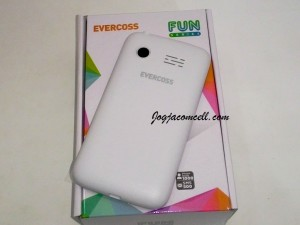 Evercoss TC3 Dual SIM, Touchscreen