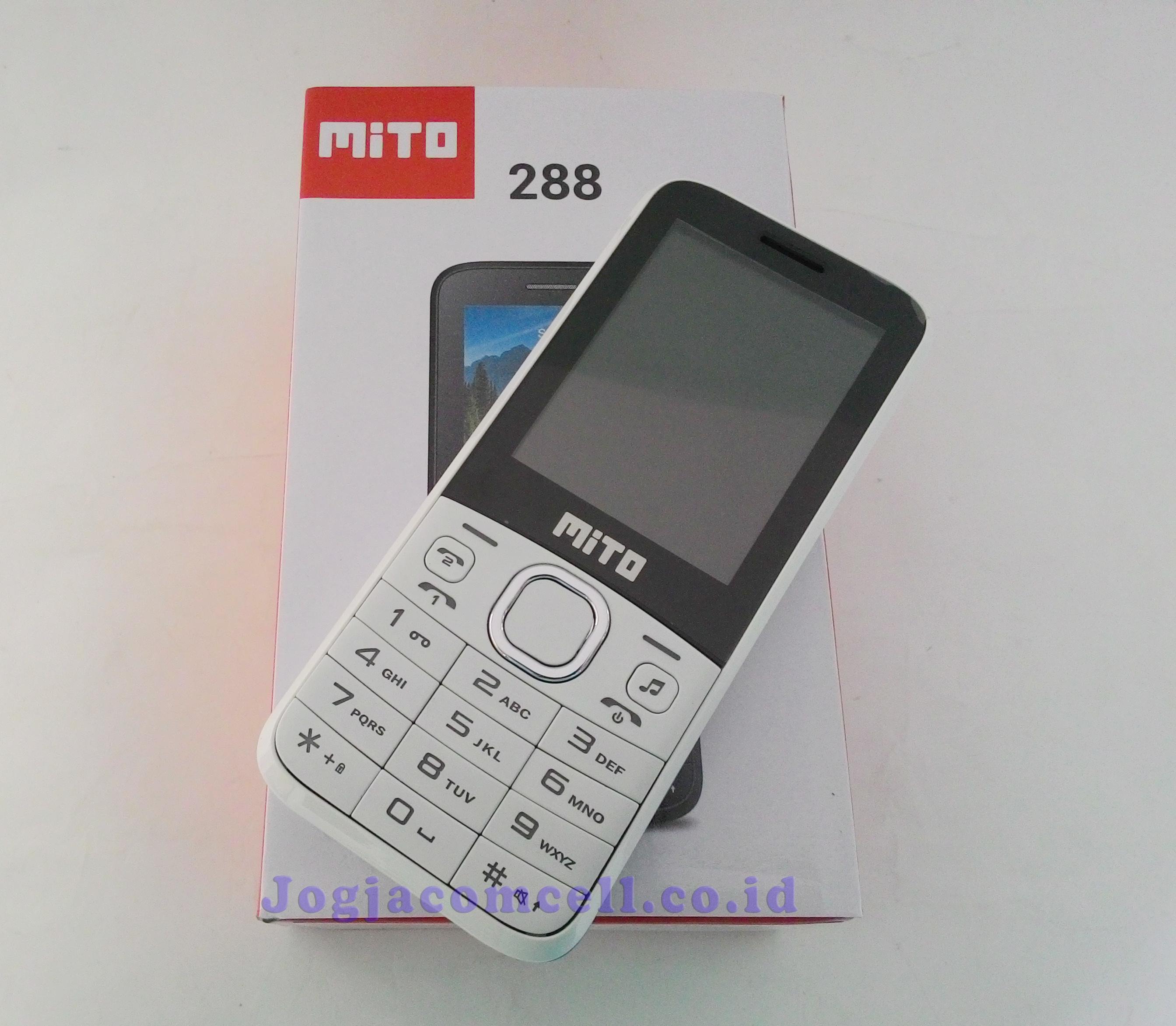 Mito 151 Handphone Dual Sim Garansi 1 Tahun Mirip Nokia 3310 by Jual Handphone