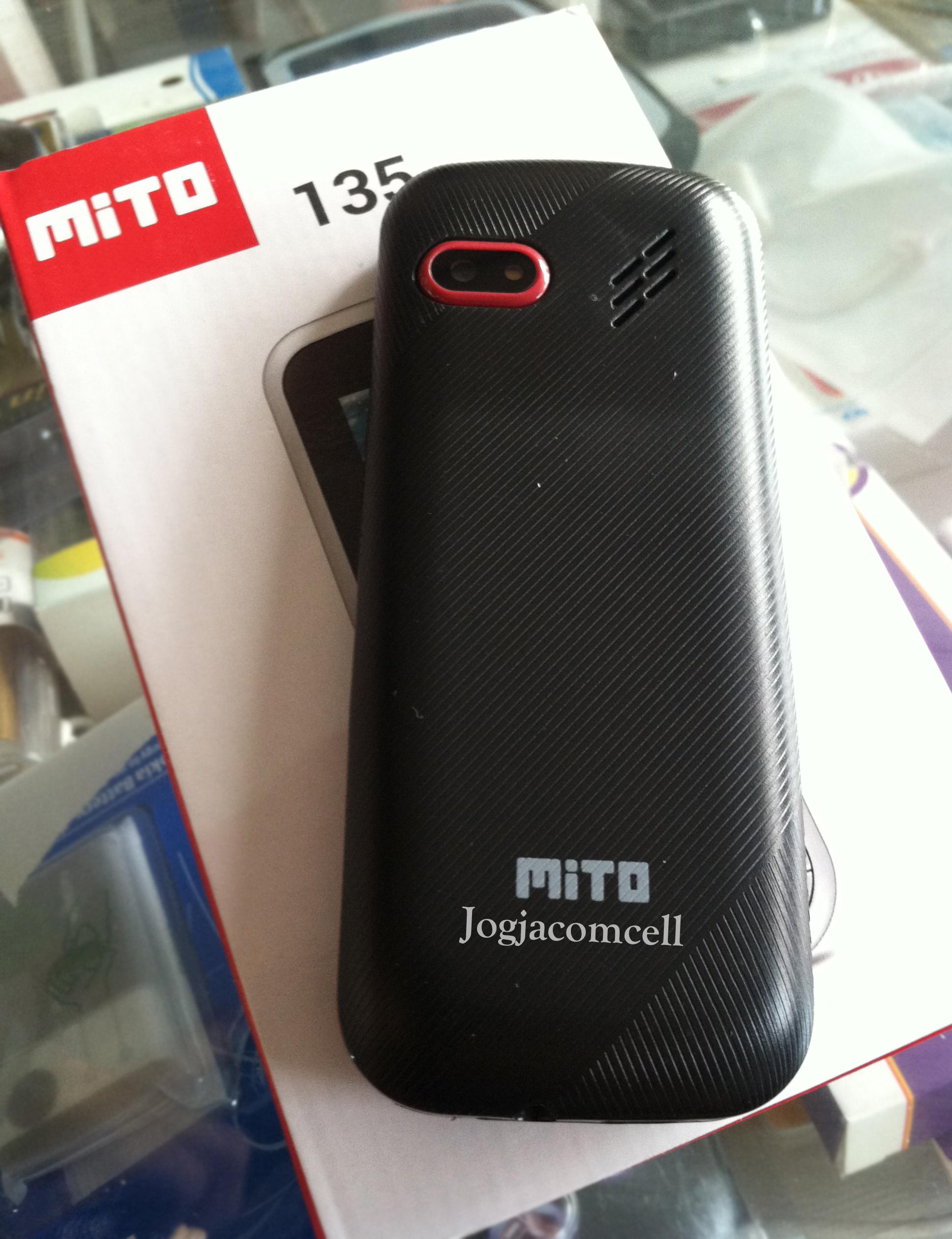 Mito 135 Handphone Hitam7 Daftar Harga Terkini Dan Terlengkap Fantasy A99 Android Jellybean 177 Inch Camera With Flash