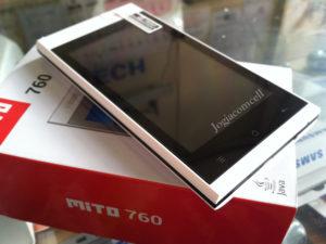"Mito 760 Dual SIM 4"" Touchscreen"