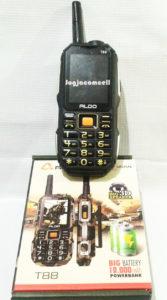 Aldo T88 HP Outdoor Dual SIM Bisa Jadi Powerbank