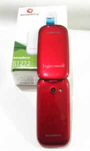 Strawberry S1272 Flip Dual SIM