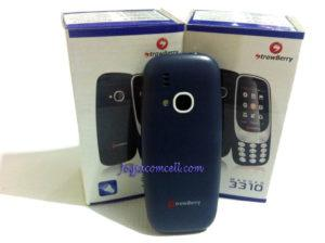 Strawberry Maroko Mirip Nokia 3310 Versi 2017