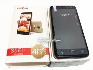 Advan S5E 4G LTE Layar 5 Inci