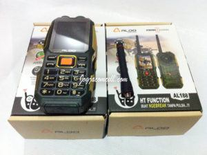 Aldo AL-188 Handphone HT Plus Power Bank