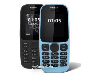 Nokia 105 Tahun 2017