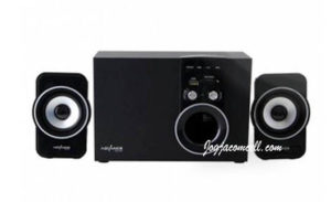 Speaker Aktif Subwoofer Advance M180BT Bluetooth