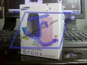 Samsung CDMA Bronx SCH-B299