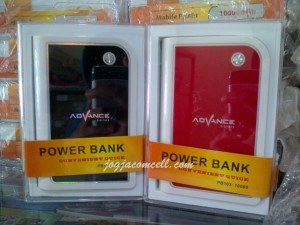 Power Bank Advance 10.000 mAh