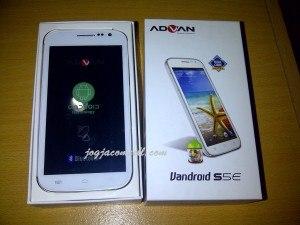 Advan Vandroid S5E