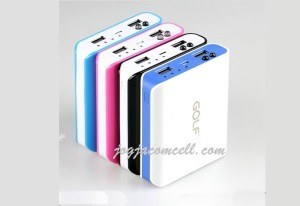 Power Bank Golf 7800 mAh