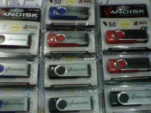 Vandisk USB Flash Disk 8 GB Murah