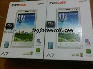 Evercoss A7 android keren