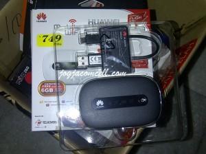 Mobile wifi huawei E5220