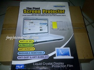 Screen protector 15.6 inch