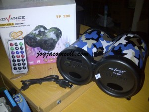 Advance speaker TP-200