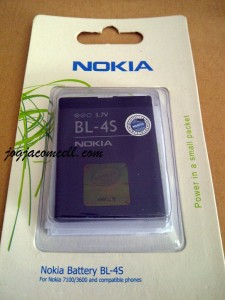Baterai NOKIA BL-4S