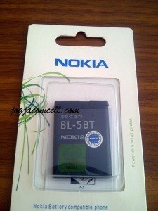 Baterai NOKIA BL-5BT