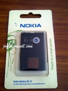 Baterai NOKIA BL-5J