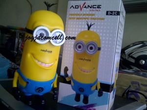 Speaker advance D-2C