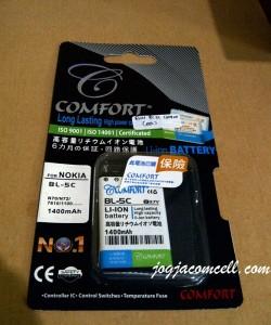 Baterai Comfort BL-5C