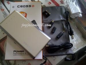 Power bank cross 18000 mAh