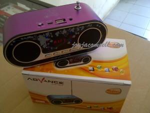 Speaker Advance Duo-20