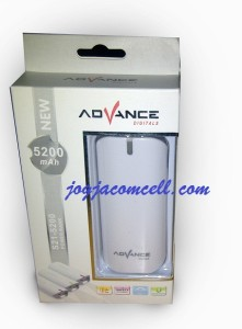 Power bank advance 5200 mAh