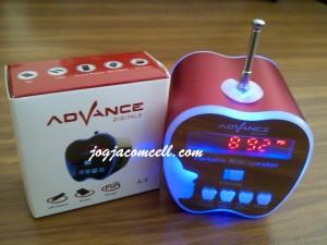Speaker Advance A-3 Apel