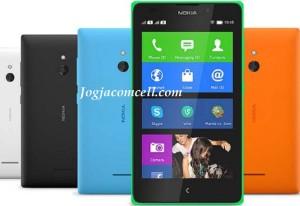 Smartphone Nokia XL Dual SIM Card